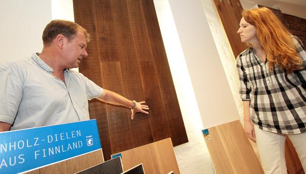 Ausstellung Parkett Kontor In Essen Ruttenscheid